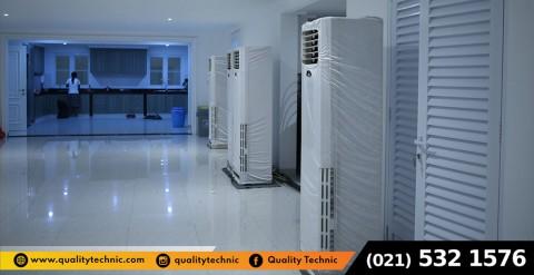 Sewa Genset dan AC Quality Technic
