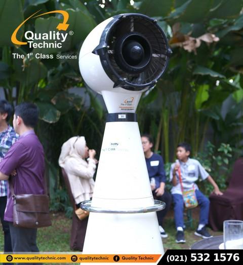 Rental Misty Fan by Quality Technic, Tangerang